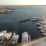 another view of yachts