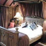 Gothic Victorian room
