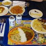Degustazione etnica