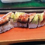 Their famous King Dragon Roll!