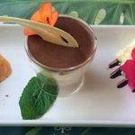 Chef's selection dessert trio