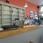 Le bar du Grain de Sable.