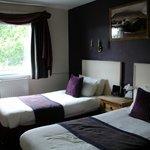 dekorative Zimmer