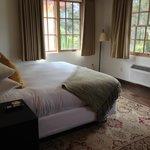gorgeous, restful bedroom