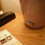 Damaged lamp