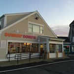 Dunkin Donuts near SPOM at Hyannis