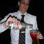 Amanda our KEG Waitress