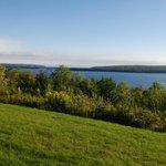 Lake Superior at Munising Holiday Inn