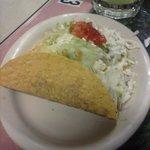 Taco and taquito