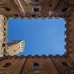 View from the Palazzo Pubblico