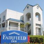Fairfield Inn entrance