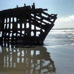 Wrecks Line The Beaches