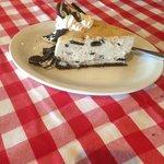 oreo cheesecake, amazing