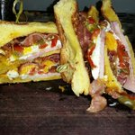 breakfast sanswich