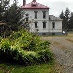 Lighthouse Keeps Quarters