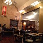 Quaint dinning area