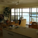 Lounge, Unit 29, Noosa Shores