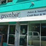 Greenbar kitchen