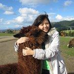 with lama