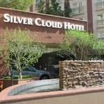 Front View of Silver Cloud Hotel