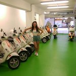 Vespa Headquarters