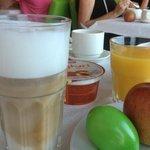 Кофе лате-маккьято и другие вкуснышки