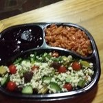 Lovely salad and braai packs made to order