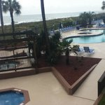 Pools and hot tubs at Peppertree Ocean Club.