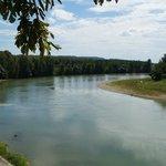 Vue sur la Garonne