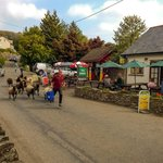 Village life in Withypool