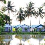 Accommodation of Sand Pebbles Bhitarkanika Jungle Resorts
