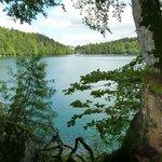 Vue d'ensemble du Lac, c'est presque bleu