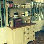 Cafe dresser