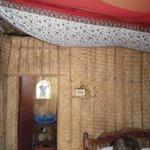 Bamboo Hütte