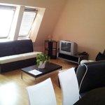 Foto de Elite Apartments Budapest