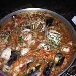 Mariscada at Hemingway seafood and pasta fresh tomato sauce the best
