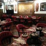 Matterhorn Room for Fondue dinner