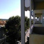 Балконы в гостинице