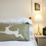 Peaceful Hare Double Ensuite Bedroom