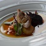 Le foie gras !! trop bonnnn