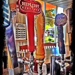 Ask about our rotating tap!