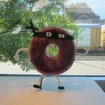 Ceramic Doughnut--Kid's Piece