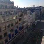 Вид с балкона из номера 707