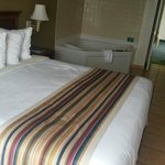 Honeymoon suite Rm 813 very clean and spacious. Date of stay 9/9/14