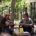 Book Signing Owen Egerton