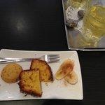 High Tea Part 3 - Average desserts.