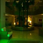 Hol w hotelu