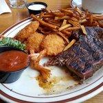well - done steak