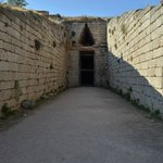 Exterior of Tomb of Agamemnon