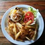 Very good veg burger